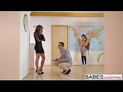 thumb step mom les sons   naughty by nature starring gina gerson and charlie dean and niki sweet clip