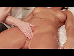 thumb russian milf  juliet in deep massage and anal