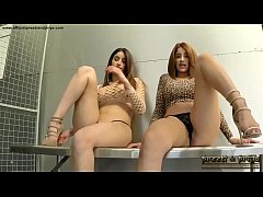 thumb indian twin  sisters dominate you and strip masturbate taboo