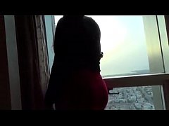 thumb indian newly  married couple on honeymoon in dubai leaked video big boobs ass