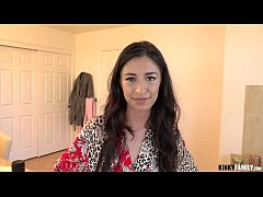 thumb kinky family    stepsis cameron canela obsessed with my dick