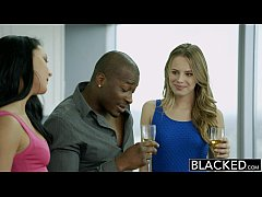 thumb blacked two girlfriends jillian janson and sabrina banks share a huge black cock