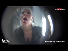 thumb my dirty hob by   hot babe gets covered in cum