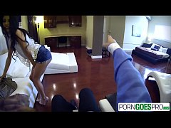 thumb porn goes pro   teen veronica rodriguez is punished by a big dick