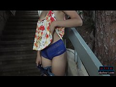 thumb exotic amate ur girlfriends fucked outdoor near a pool