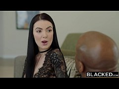 thumb blacked marl ey brinx first bbc in her ass