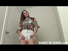 thumb these tight jeans are so tight and sexy joi