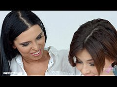 thumb lesson dreams by sapphic erotica   sensual erotic lesbian porn with kyra queen a