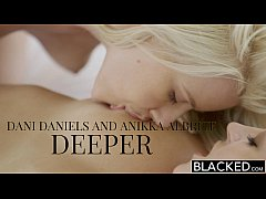 thumb blacked dani daniels and anikka interracial threesome