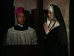 thumb priest fucks nun in confession