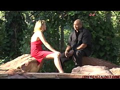 thumb blondes part ying with big black cock dudes in orgy