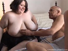 thumb bubbly big tits bbw loves to fuck and sticky facial cumshots