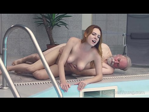 cover video old goes you ng   cutie goes out of the pool