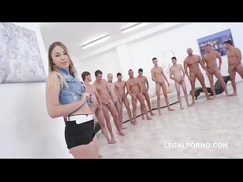 Gangbang Facial Video