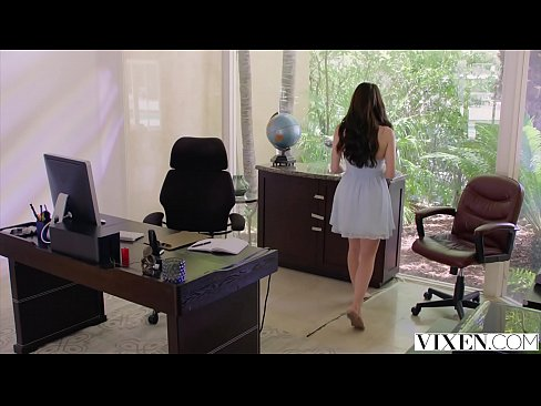 cover video vixen lana rhoades has sex with her boss