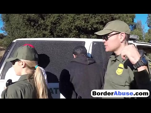cover video lucky guy fucks two amazing teens at the border