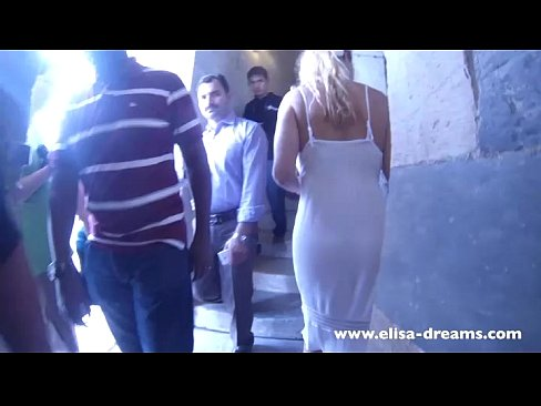 cover video flashing nude under my transparent dress in pisa