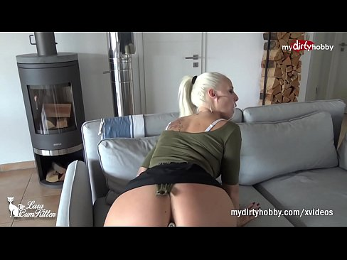 cover video my dirty hob by   hot babe gets covered in cum