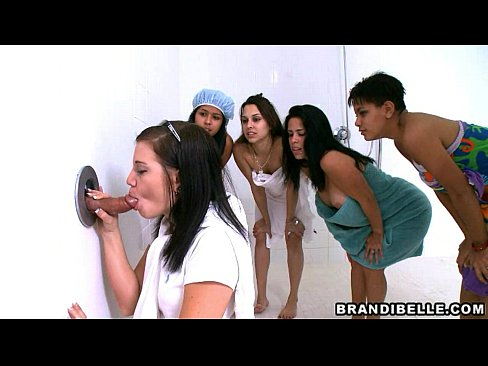 cover video glory hole in the shower   brandi belle