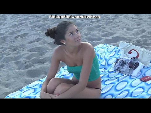 cover video met at the b each and fucked in all holes beautiful brunette