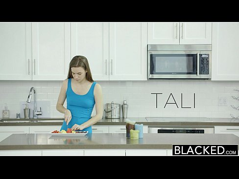 cover video blacked tali  dovas boyfriend lets her try a big black cock