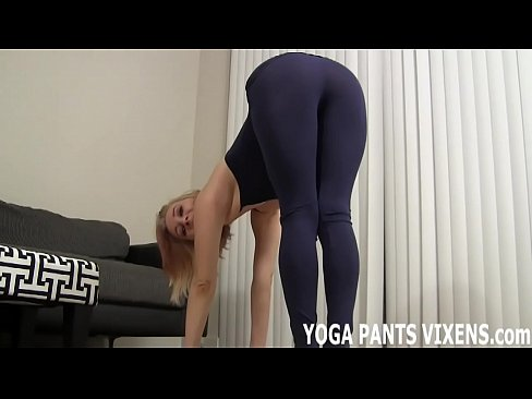 cover video i feel so sexy in my tight black yoga pants joi