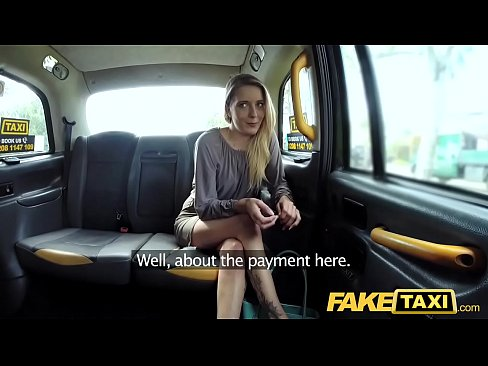 cover video fake taxi new driver fucks hot blonde passengers soaking wet pussy