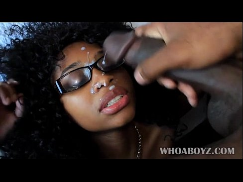 cover video whoaboyz   b lack teen girl playing with a big black dick after game
